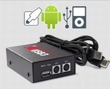 GROM USB-pakket NISSAN