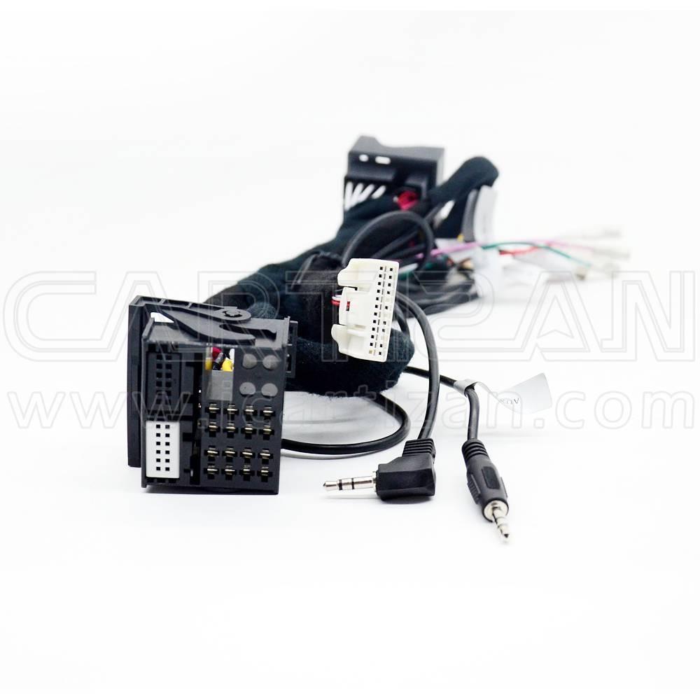 CARTIZAN BMW NBT-EVO