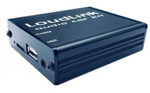 Fiat Loudlink Uniblue interface