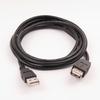 USB-verlengkabel 1,5 mtr